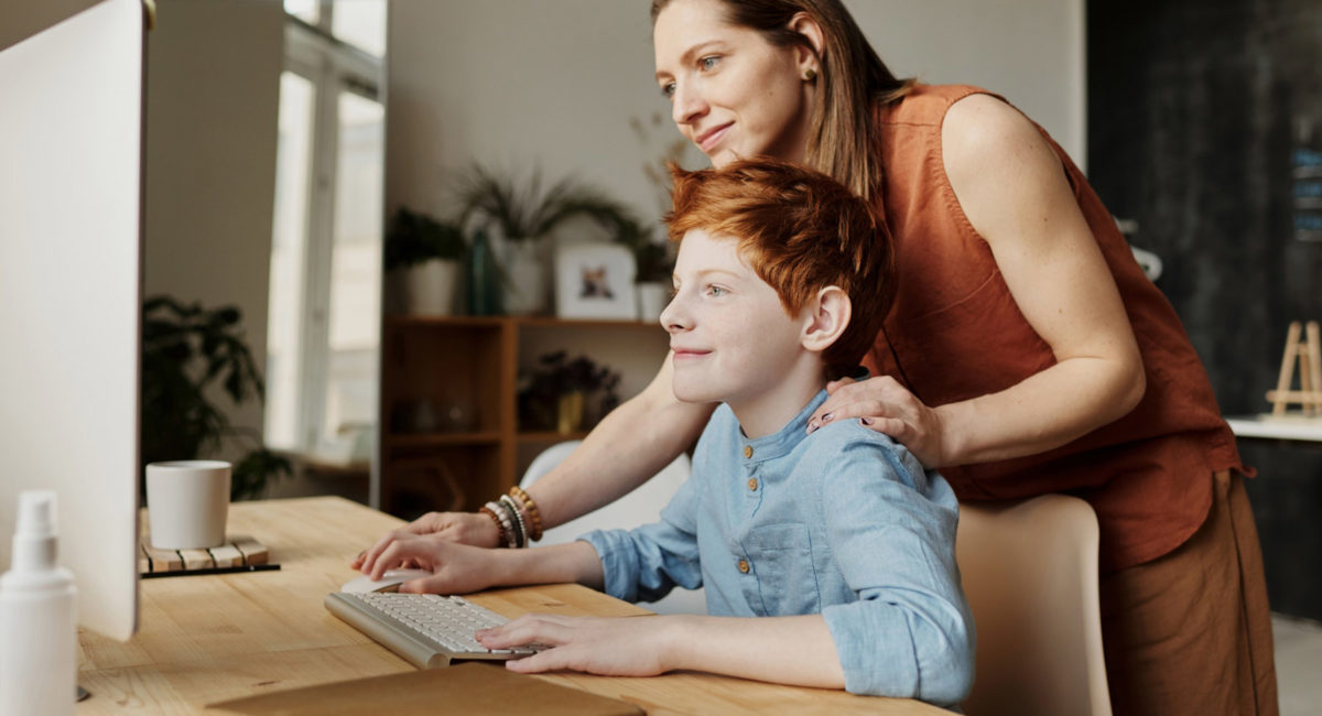 Coping With Home School Stress – Covid-19
